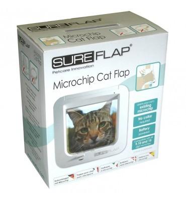 Microchip kattelem